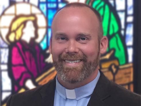Rev. Matthew Scraper - Senior Minister
